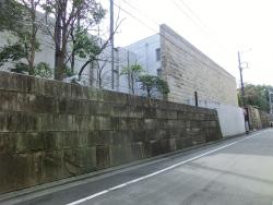 代々木八幡・初台・西原・大山散策記事3ユニクロ社長邸宅1