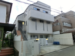 高畑淳子の自宅2 代々木八幡・初台・西原・大山散策記事3
