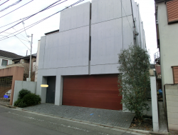 小栗旬の自宅① 桜新町・深沢散策3