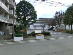 T字路 三田用水跡散策6