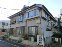 舛添要一の自宅1 代田・代沢散策3