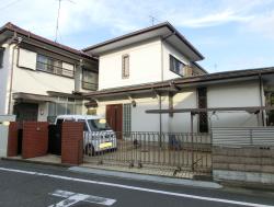 古関裕而の自宅1 代田・代沢散策3