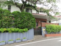 長嶋茂雄の自宅 久が原散策2