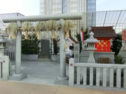 三囲神社 日本橋三越本店屋上記事