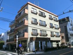 音丸の自宅マンション 代田・代沢散策5