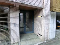 なべおさみの自宅 入口 代田・代沢散策5
