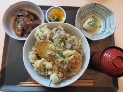 天丼御膳1 ニチニチコレコウニチ記事