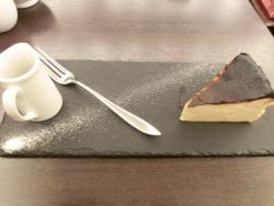 バスクチーズケーキ 笄軒記事