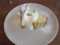 チーズケーキ1 ブルズガーデン