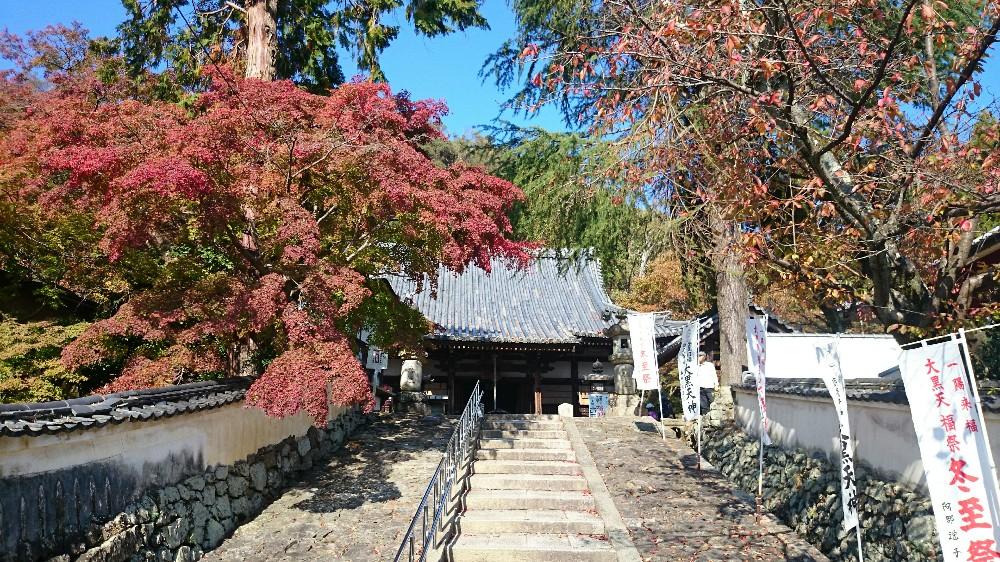 宝積寺の参道