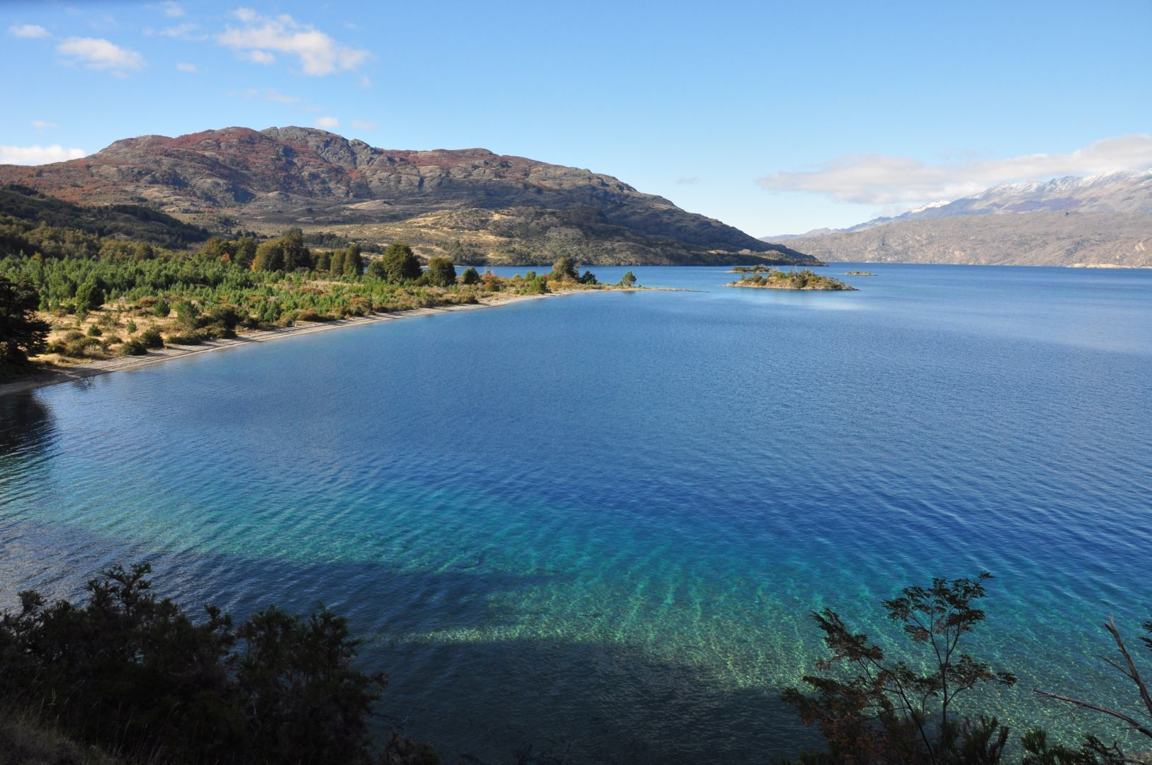 lago cochrane