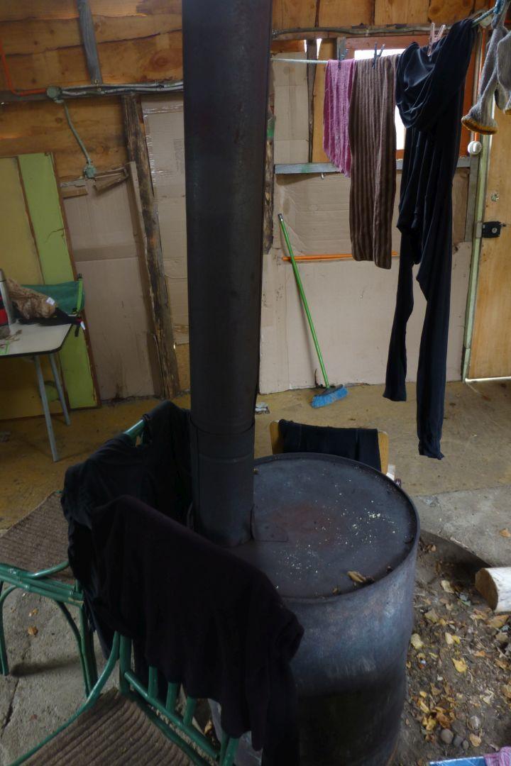 secar ropas llavadas