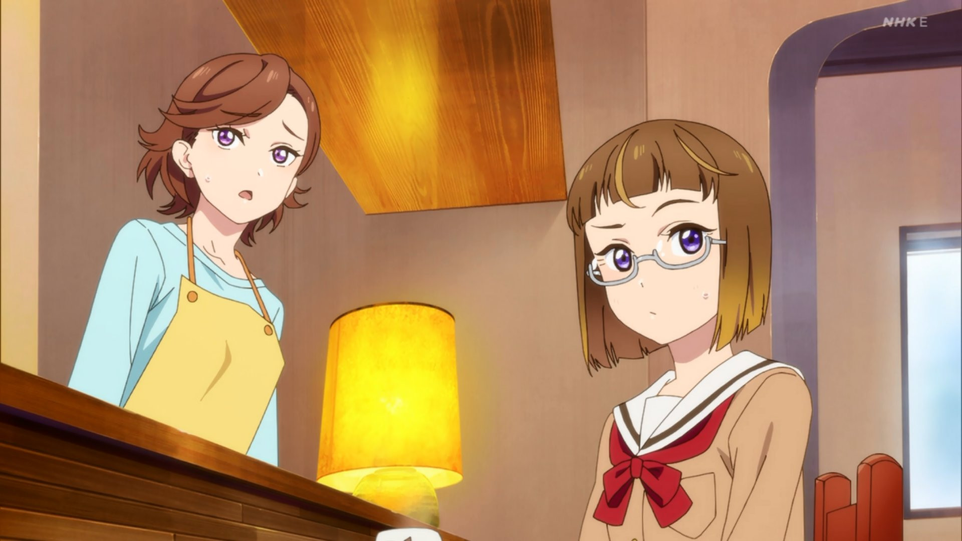 雪穂 亜里沙 理亞 遥 ありあ いらっしゃいませ お姉ちゃん この妹カフェ 誰選ぶ ラブライブ ラブライブ まとめちゃんねる