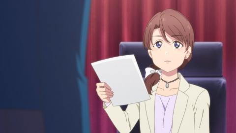 なぜ恋ちゃんパパはわざわざ理事長を通して娘とコンタクトを取ったのか?【ラブライブ!スーパースター!!】