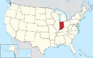 9ab 300 location of Indiana