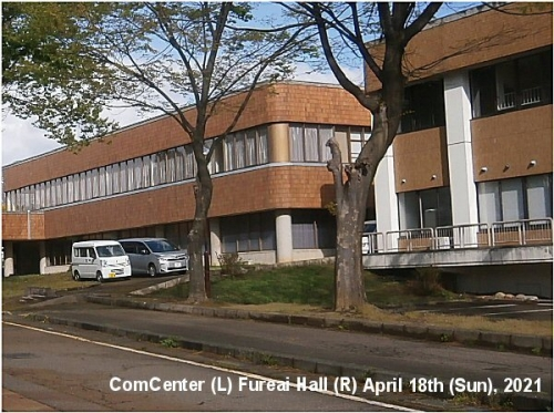 1h 600 20210418 Com_Center Fureai Hall