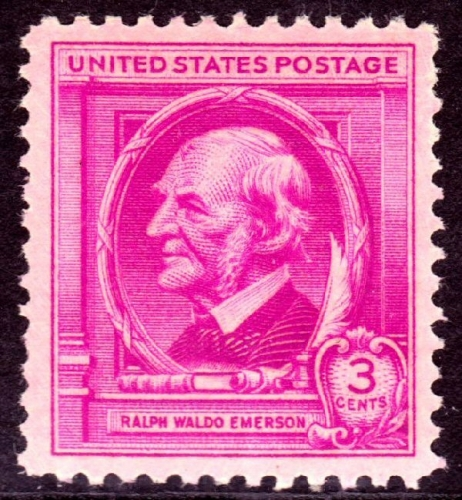 4ab 600 merson Postage stamp