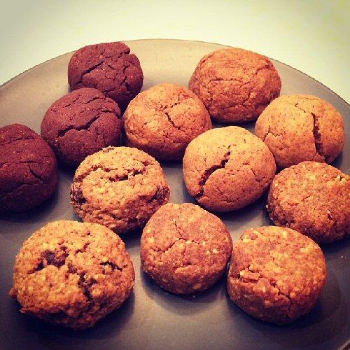 4a cookie recipies