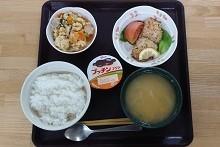 5月25日昼食