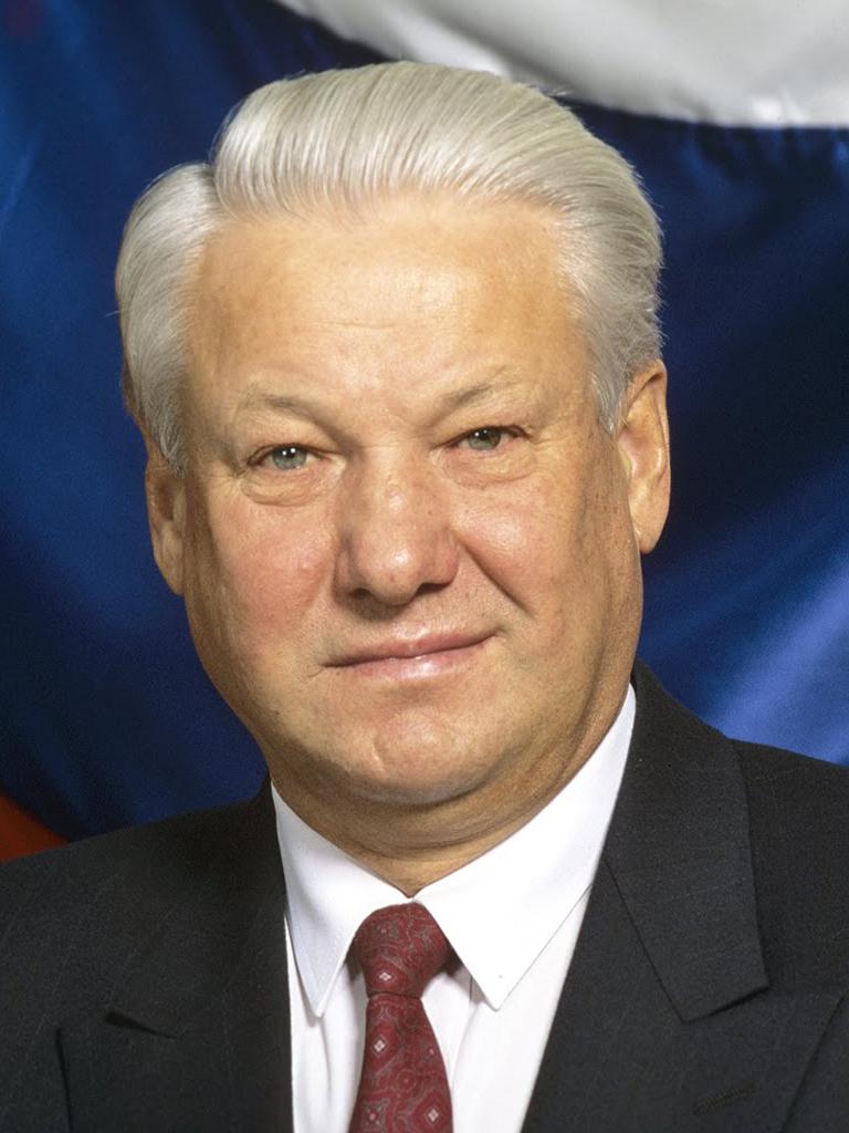 ボリス・ニコラエヴィチ・エリツィン