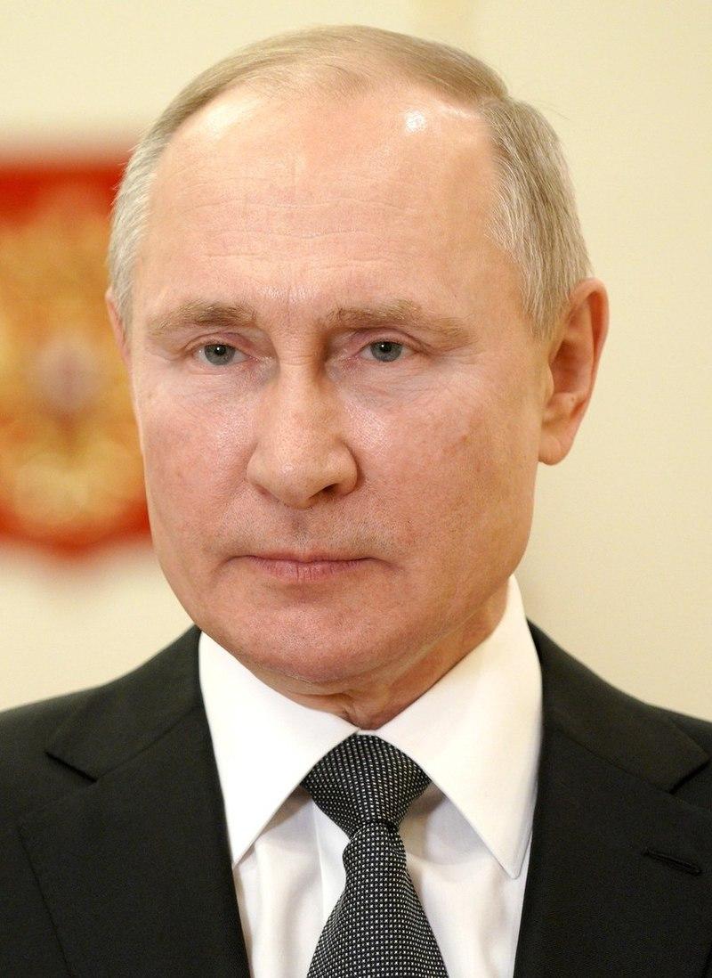 ウラジーミル・ウラジーミロヴィチ・プーチン2