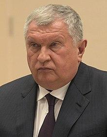 イーゴリ・イワノヴィチ・セーチン