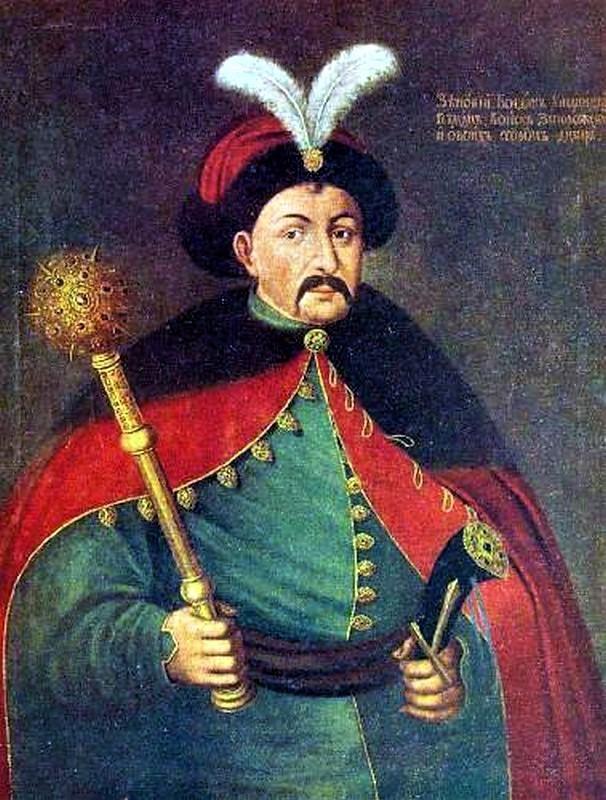 ボフダン・フメリニツキー
