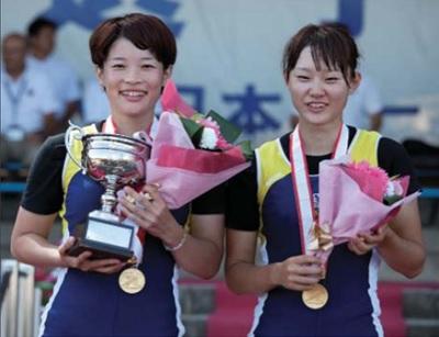 東経大 2011全日本W2-優勝
