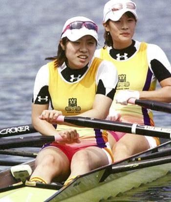 東経大 2009年全日本W2X優勝