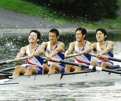 日体大 2006年インカレM4-優勝