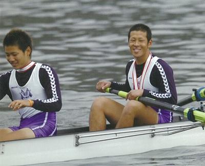 龍谷大 2005年全日本新人M4+優勝
