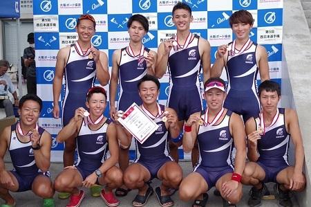 関西大 2020西日本優勝