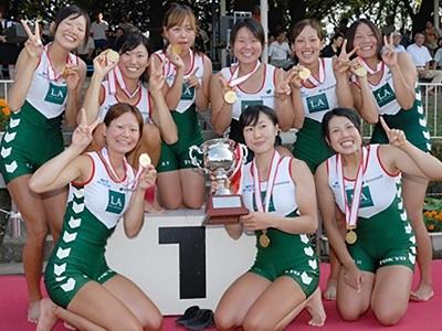 明生 2009全日本W8+
