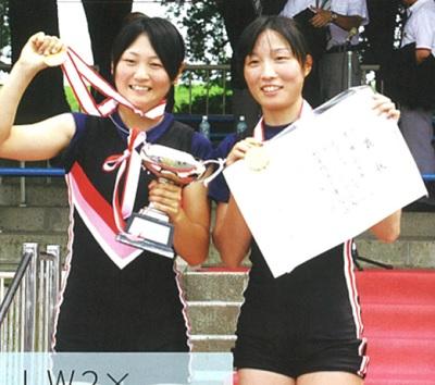関電小浜 2007軽量級LW2X優勝