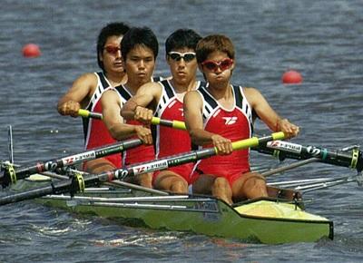トヨタ紡織 2005全日本初優勝、M4+