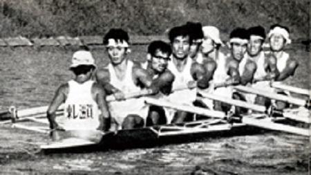 東レ滋賀 1972全日本M8+初優勝