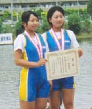 瀬田RC 2003全日本W2X2位