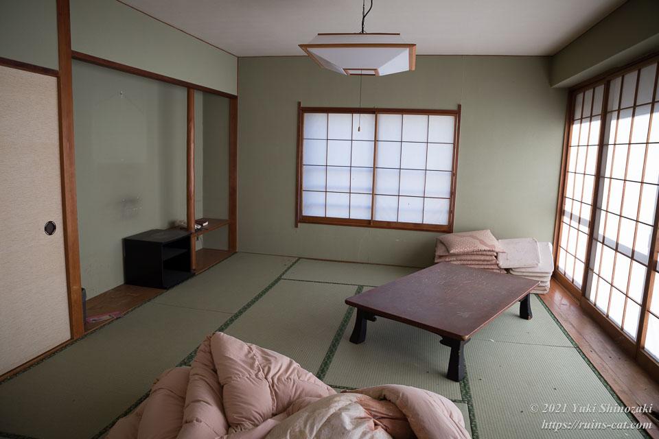 鬼怒川観光ホテル東館の客室