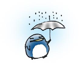 雨のぺんすけ