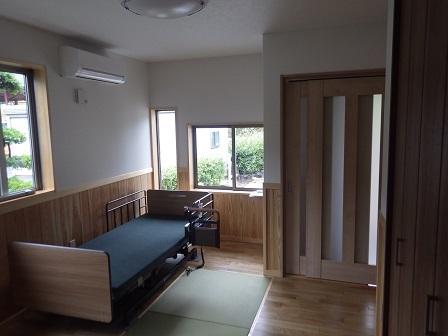 山崎邸増築