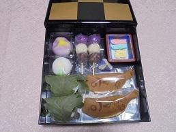 ブログ8お菓子箱