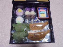 ブログ10お菓子