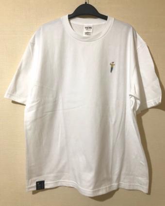 呪術廻戦_五条悟_刺繍Tシャツ_MAPPA_1