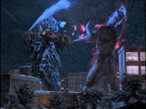 『ウルトラマンA』 第38話 「復活! ウルトラの父」