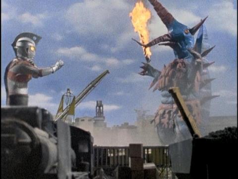 『ウルトラマンA』 第39話 「セブンの命! エースの命!」
