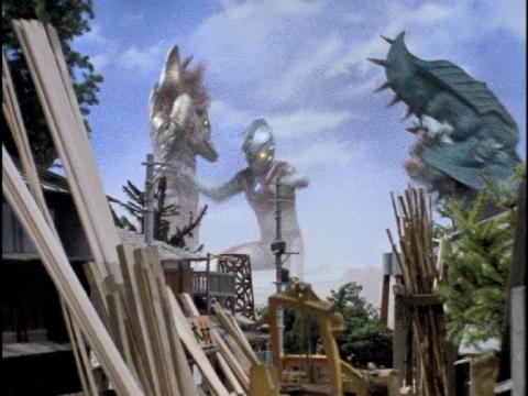 『ウルトラマンA』 第41話 「冬の怪奇シリーズ  怪談! 獅子太鼓」