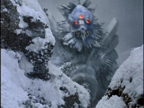 氷超獣 アイスロン