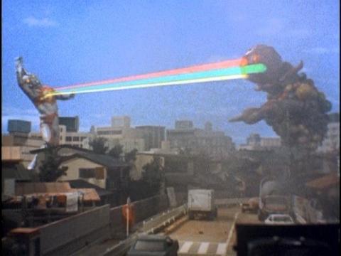 『ウルトラマンA』 第50話 「東京大混乱! 狂った信号」