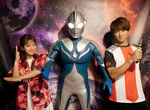 杉浦太陽&辻希美夫妻が『ウルトラヒーローズEXPO 2021 サマーフェスティバル』アンバサダーに就任!