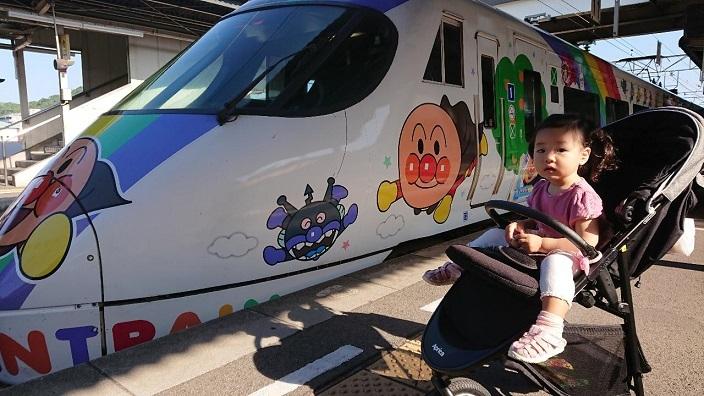 202109アンパンマン列車 (4)